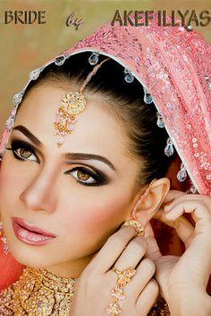 Pakistani bride fashion stylist akif ilyas, Gallery of Akif Ilyas - Akif ...NOT INDIAN