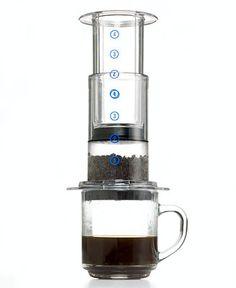 Aerobie® AeroPress® 80R08 Coffee and Espresso Maker - Coffee, Tea & Espresso - Macy's