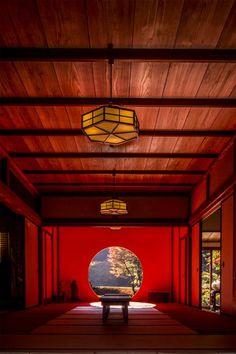 Meigetsuin Temple in Kamakura,鎌倉 明月院: