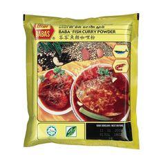 Baba's Fish Curry Powder 250g