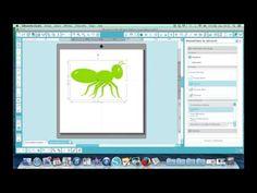 ▶ vectoriser une image simple pour en faire un transfert ou un vinyle - YouTube
