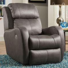 Recliners Siri Rocker Recliner with Power Headrest by Southern Motion at Darvin Furniture Loveseat Recliners, Power Recliners, Recliner Chairs, Southern Motion Recliner, Rustic Sofa, Wall Hugger Recliners, Beautiful Sofas, Small Sofa, Reclining Sofa