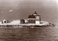 Cedar Point Lighthouse (torn down 1990's)