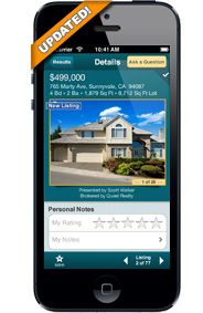 REALTOR.com - Mobile Real Estate Apps for Finding Homes - Realtor.com®.  Invite your clients to use the free app from Realtor.com.