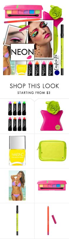"""""""Bright Eyes"""" by streetglamour on Polyvore featuring beauty, Bond No. 9, Nails Inc., Stephanie Johnson and Urban Decay"""