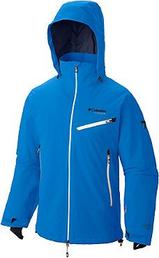 Columbia Titanium Carvin Jacket - Men's Ski Jackets - 2016 - Christy Sports