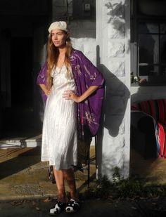 We're all about Filippa Berg wearing Sandgrens. #funfashion