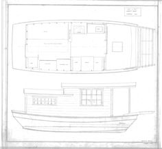 Building your own boat can be cheaper than buying a manufactured boat. A boat that you have made yourself can b Trailerable Houseboats, Shanty Boat, Plywood Boat Plans, Build Your Own Boat, Boat Building Plans, Wood Boats, Boat Dock, Worlds Of Fun, How To Plan
