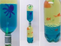 Cool project from http://www.kiwicrate.com/projects/Liquid-Hourglass-/2702: Liquid Hourglass