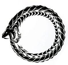 ouroboros tattoo designs - Google Search