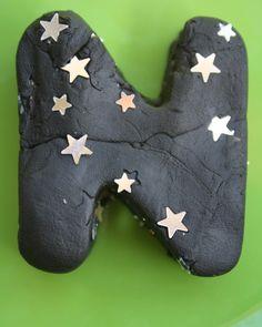 """Night Sky Play Dough ("""",)"""