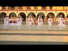 Ballet Folklorico de Veracruz Port-footwork - YouTube