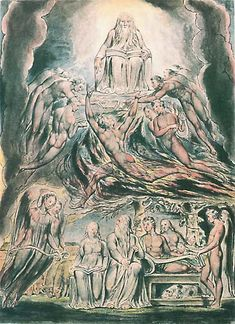 The Book of Job, by William Blake