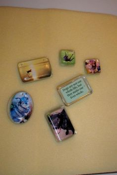 How to Make Resin Jewelry Project. Detailed
