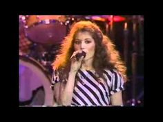 Amy Grant- Sing Your Praises to the Lord.  This was the first Christian Artist and song that I heard!