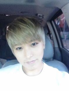 Sungmin really likes them selcas