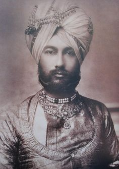 The Maharaja Balbir Singh of Faridkot http://www.sikhsangat.com/index.php?/topic/25327-the-royal-houses-of-punjab/