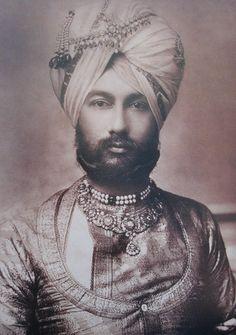 The Maharaja Balbir Singh of Faridkot http://www.sikhsangat.com/index.php?/topic/25327-the-royal-houses-of-punjab/
