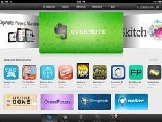 #Apple iguala el diseño de las categorías de la #AppStore a la portada