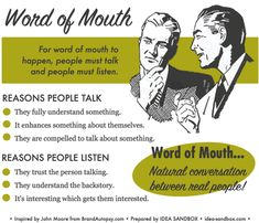 Understanding word-of-mouth in the digital age