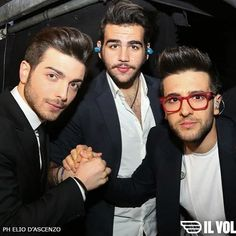 Repost ilvolomundialoficial Il Volo - New Photos - Il Volo Tour 2016 - By Elio…