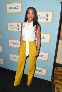 Kelly Rowland Photos - 2016 ESSENCE Black Women In Hollywood Awards Luncheon - Red Carpet - Zimbio