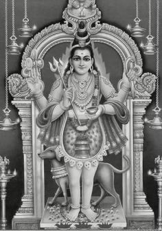 It's the birthday of God of Time, Kalabhairava, the deity that changes your bad time to good. Rituals on Kalabhairava Jayanthi are very auspicious and powerful. Lord Murugan, Indian Goddess, Shiva Shakti, Lord Ganesha Paintings, Shiva Parvati Images, Hindu Statues, Lord Shiva Hd Images