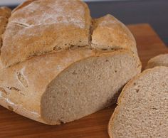 Rezept Weizenmischbrot (Graubrot) von S.Bargmann - Rezept der Kategorie Brot & Brötchen