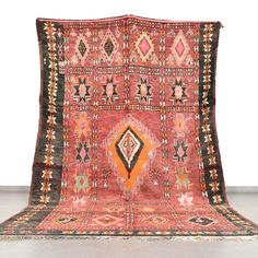 Chef D Oeuvre, Fibres, Dit, Bohemian Rug, Content, Rugs, Home Decor, Products, Orange Rugs