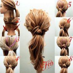 Peinados elegantes para todos los días: Tutoriales Paso a paso - NoticiasTuNoticiasTu