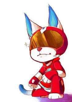 Animal Crossing Cats, Animal Crossing Villagers, Animal Games, Cartoon Games, Cat 2, New Leaf, Cool Art, Pokemon, Kitty