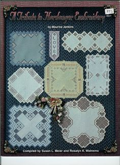 a tribute to Hardanger embroidery - nilza helena - Picasa Web Album