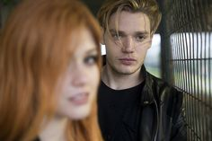 Even More Playing Outside With The Shadowhunters: Part Shadowhunters Actors, Shadowhunters The Mortal Instruments, Clary Und Jace, Clary Fray, Cassandra Clare, Teen Wolf, Jace Lightwood, Dominic Sherwood, Jamie Campbell Bower