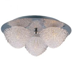 Blossom Flush Mount - E23001-20PC