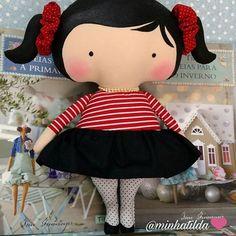 Partiu Rio de Janeiro ❤❤ #tilda #tildinha #tildatoy #bonecadepano #tildatoys #feitocomamor #feitocomcarinho #mãedemenina #gravidez #coisasdemenina #maternidade #fofura #chádebebê #decoração #doll #dolls #tildaworld #costurinhas #princesas #newborn #atelie #artesanato #recemnascido #futuramamae #tonefinnanger #daminha #vestidodeboneca