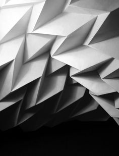 folded surfaces9 by Irena Vucinic Art Jewelry, via Flickr