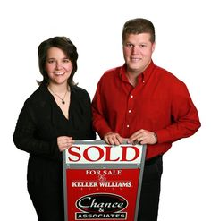Bret & Molly Chance of Chance & Associates at Keller Williams Realty have been serving the real estate needs of Denton County, Texas since 2003.  They are passionate about educating people on the national and local markets to help them make the best decisions for their specific situation. They currently serve the areas of Denton, Argyle, Aubrey, Sanger, Corinth, Shady Shores, Little Elm, Oakpoint, Highland Village and Flower Mound.  www.ChanceRealty.com *  Chance@kw.com * 940.536.3735
