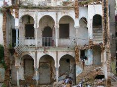 Casbah d'Alger: patrimoine historique et culturel en péril