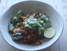 Recipes from Nellie Kerrison; a highly regarded food enthusiast and cooking teacher and the founder of the acclaimed Relish Mama cooking school in Melbourne, Australia. Mama Cooking, Cooking School, Cooking Classes, Lentil Curry, Lentils, Cauliflower, Vegetarian, Beef, Ethnic Recipes