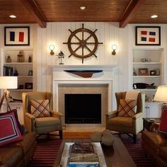 nautical interiors - Google Search