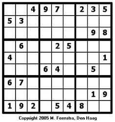 24 Best Sudoku images in 2018 | Free printable puzzles