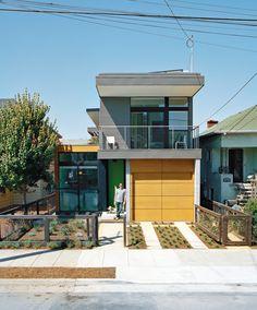 Nearly net-zero home: http://www.dwell.com/green/article/7-nearly-net-zero-homes#1