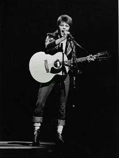 Ziggy played guitar