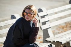 Olivia Palermo's Teamed Up With Westward Again to Deliver the Rose-Colored Glasses of Your Dreams