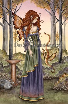 MISC GOODIES - 5x7 Cards - Amy Brown Fairy Art - The Official Gallery