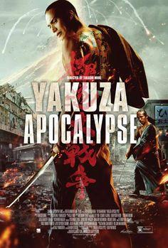 Yakuza Apocalypse - Movie Posters