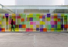 カレイドスコープ「モニーク・フリードマン展」 金沢21世紀美術館