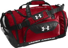 Under Armour Paramount Duffel Bag- I want this.