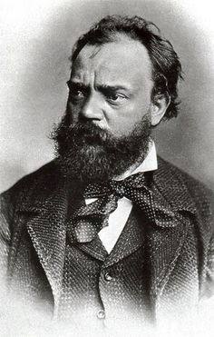 Antonín Leopold Dvořák, born September 8, 1841, born in Nelahozeves, near Prague (then part of Bohemia in the Austrian Empire, now Czech Republic).  He died May 1, 1904, in Prague.  He is widely regarded as the greatest of Czech composers and one of the founders of nationalism in his country's music.