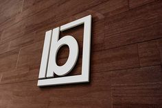 LB Logo Design for Contracting Company on Behance
